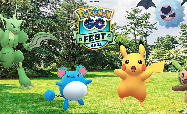 Pokémon Go Fest се завръща този юли
