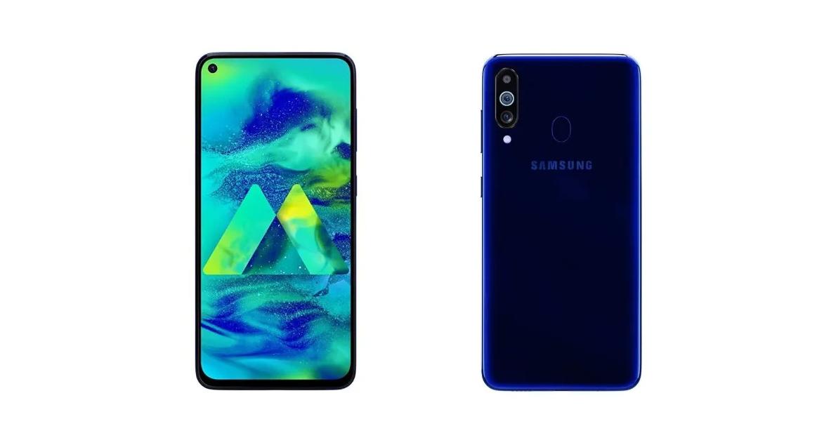 Samsung Galaxy M32 4G разполага с батерията която е 6000 mAh