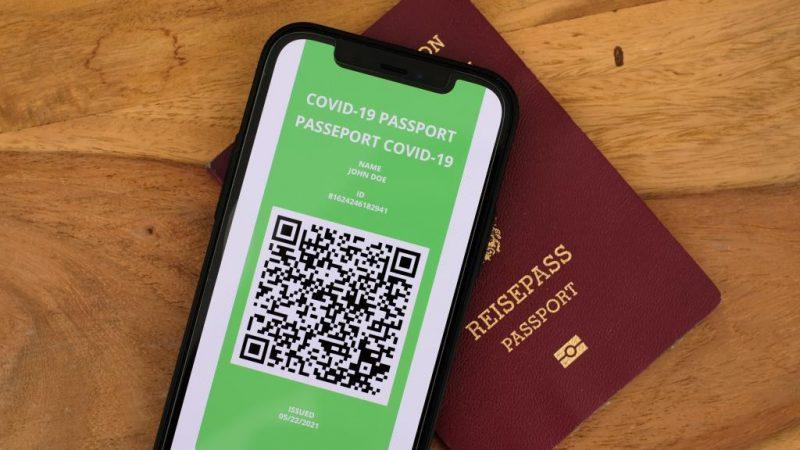 България е готова с европейския цифров зелен сертификат COVID-19