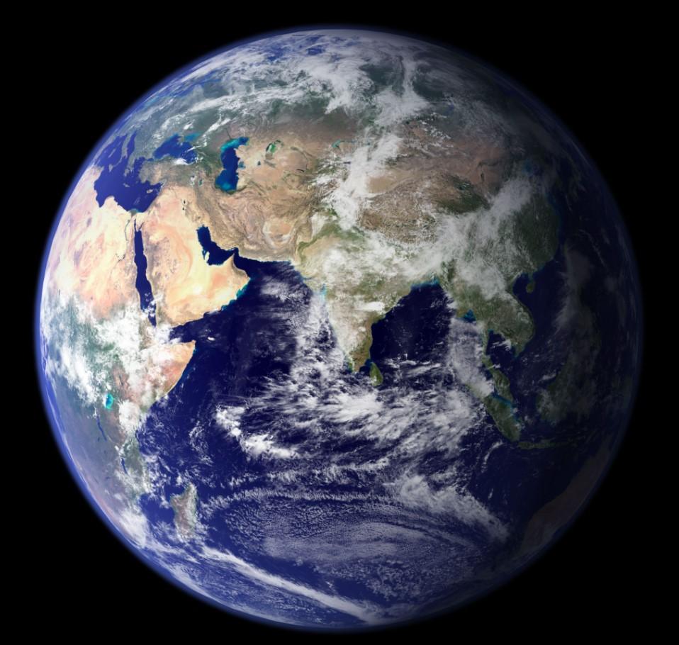 Изменението на климата ще промени живота на Земята