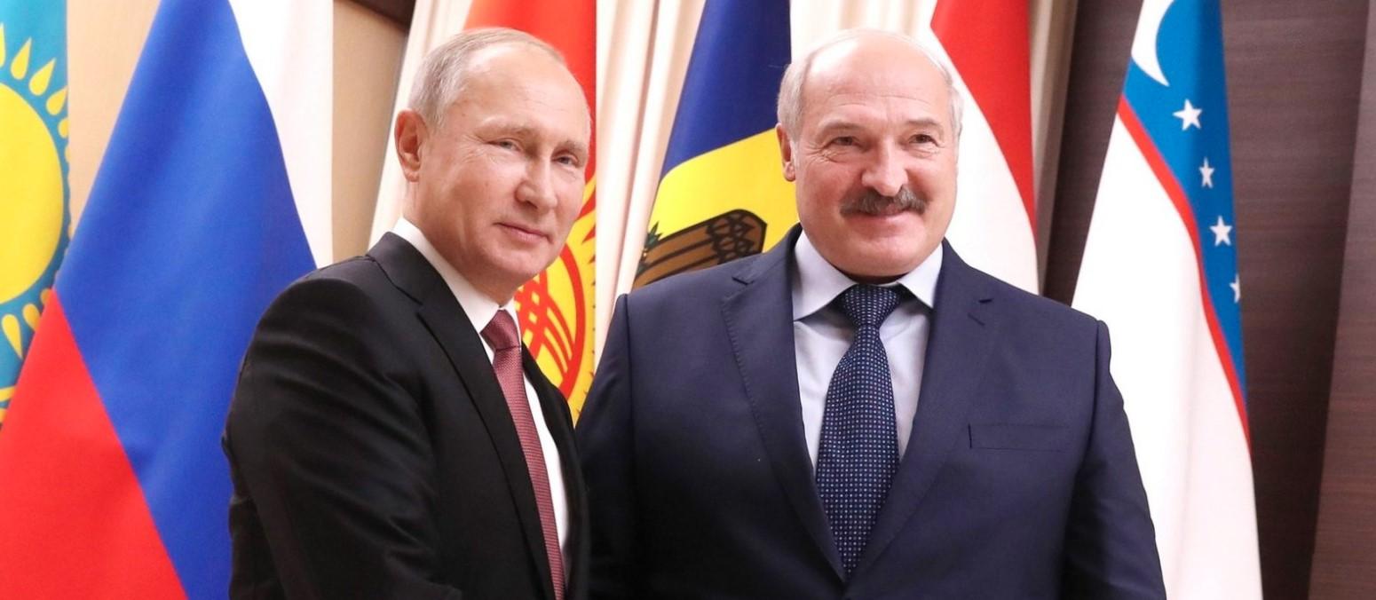 Няма да напуснем Беларус каза Русия