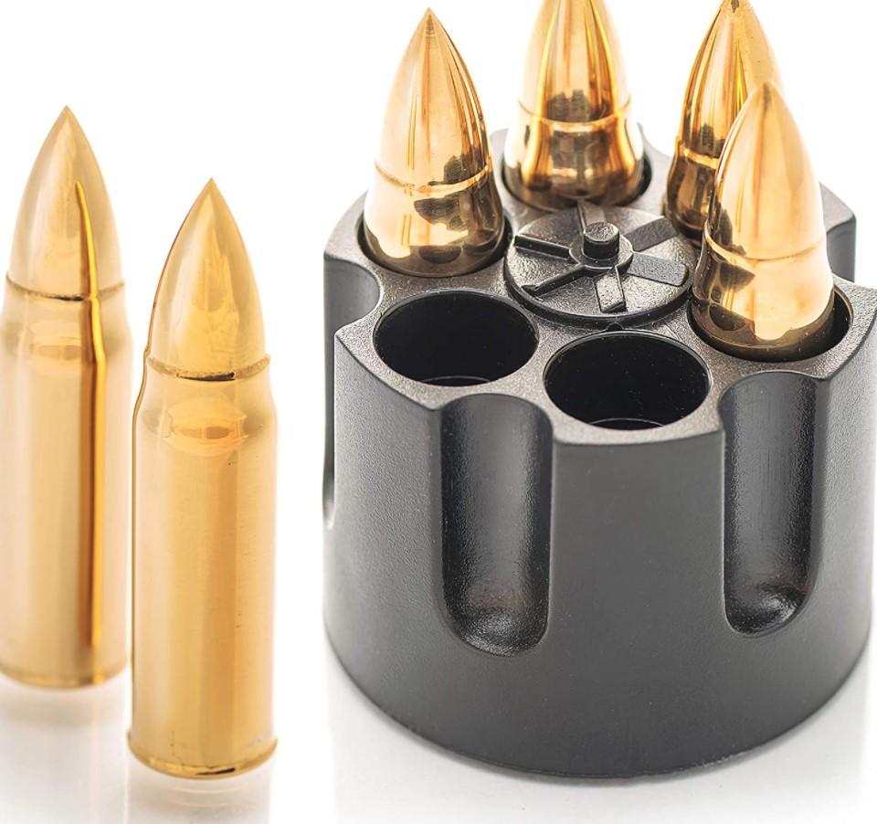 Огнестрелните оръжия са балкански амулет