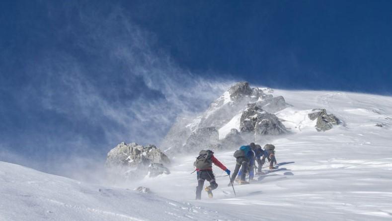 Алпинисти замръзнаха в италианските Алпи