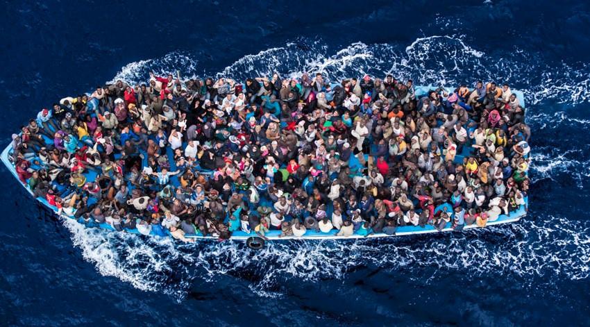 Брoят на мигрантите, загинали по пътя към Европа, се е удвоил