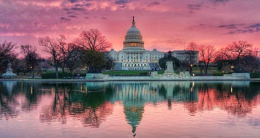 Вашингтон е бил ударен от две торнада