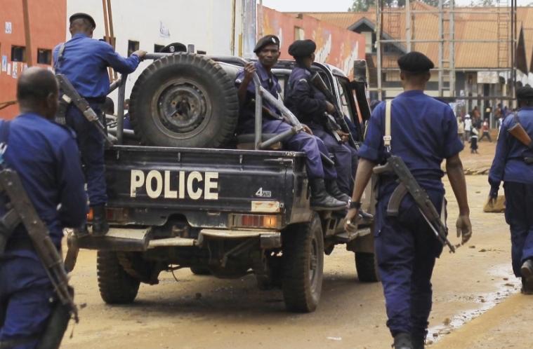 Конгоански полицай уби студент