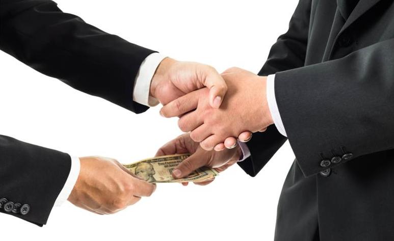 Корупцията спира икономическата връзка