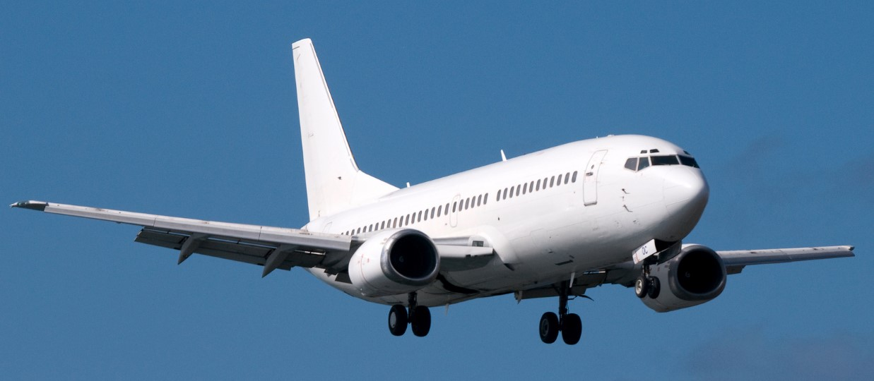 Открити са части от сваления руски самолет
