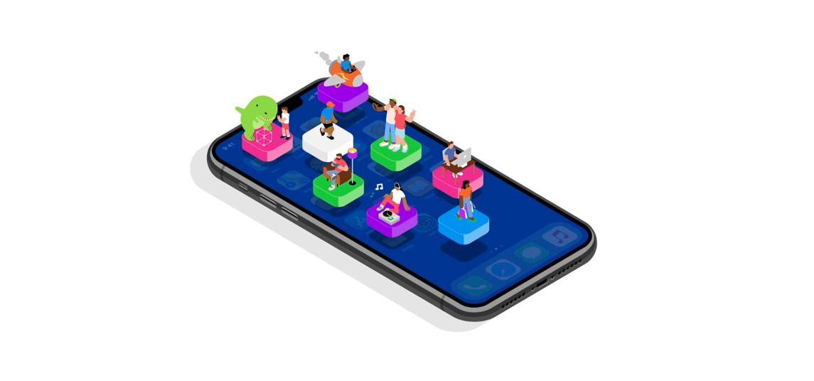 Приложението на Apple замества Siri