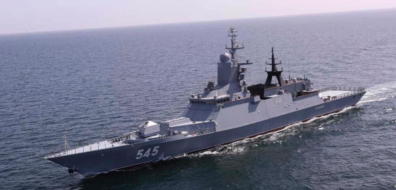 Руският флот, способен да открие всяка цел и да нанесе смъртоносен удар