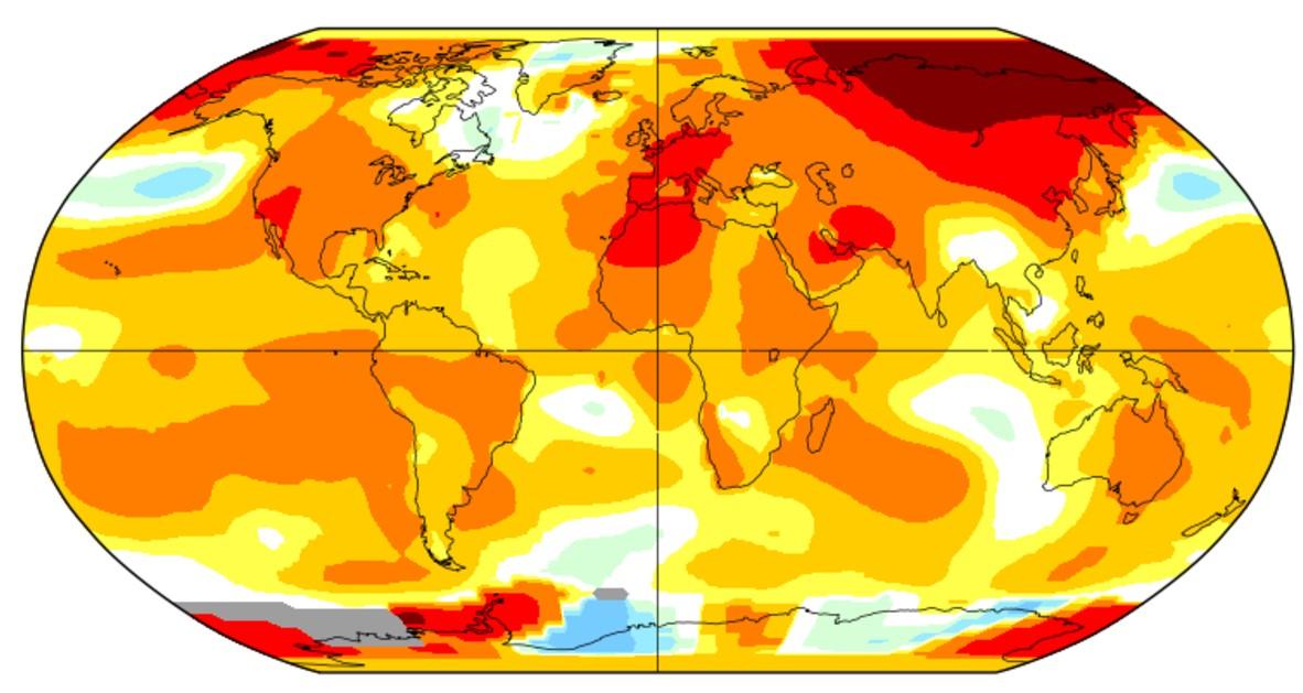 Глобалното затопляне – ужасяващ враг