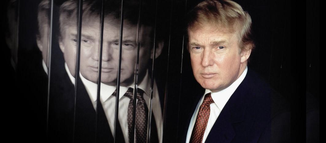 Tръмп посети границата с Мексико
