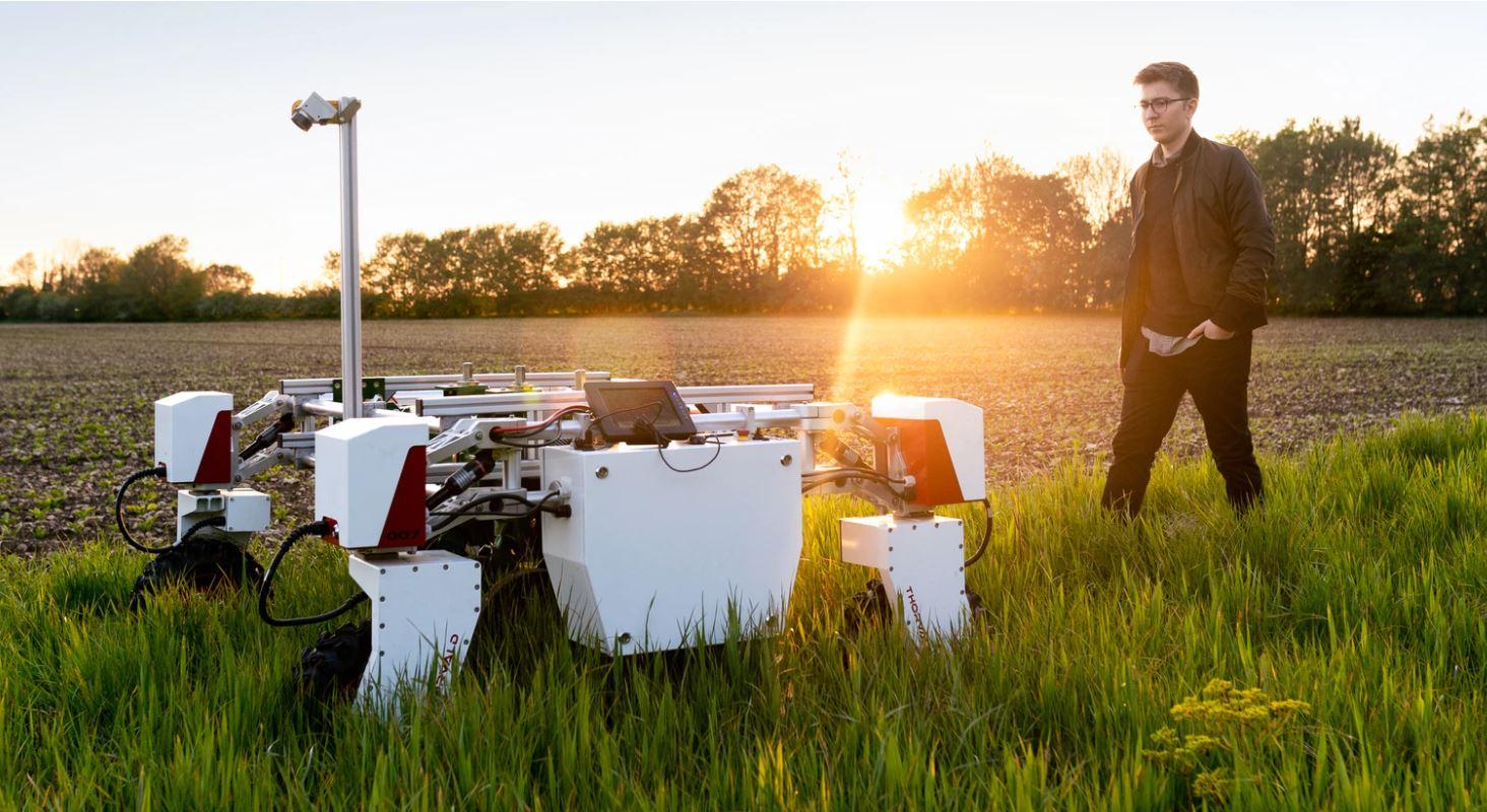 Австралия изгражда първата напълно автоматизирана ферма