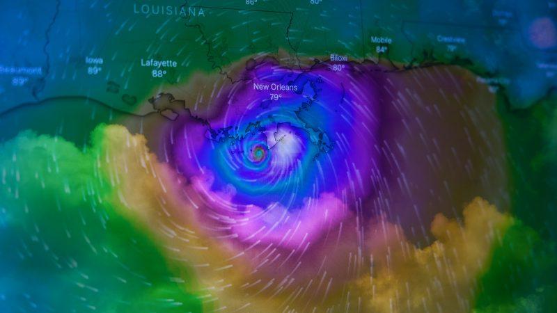 Ураганът Ида