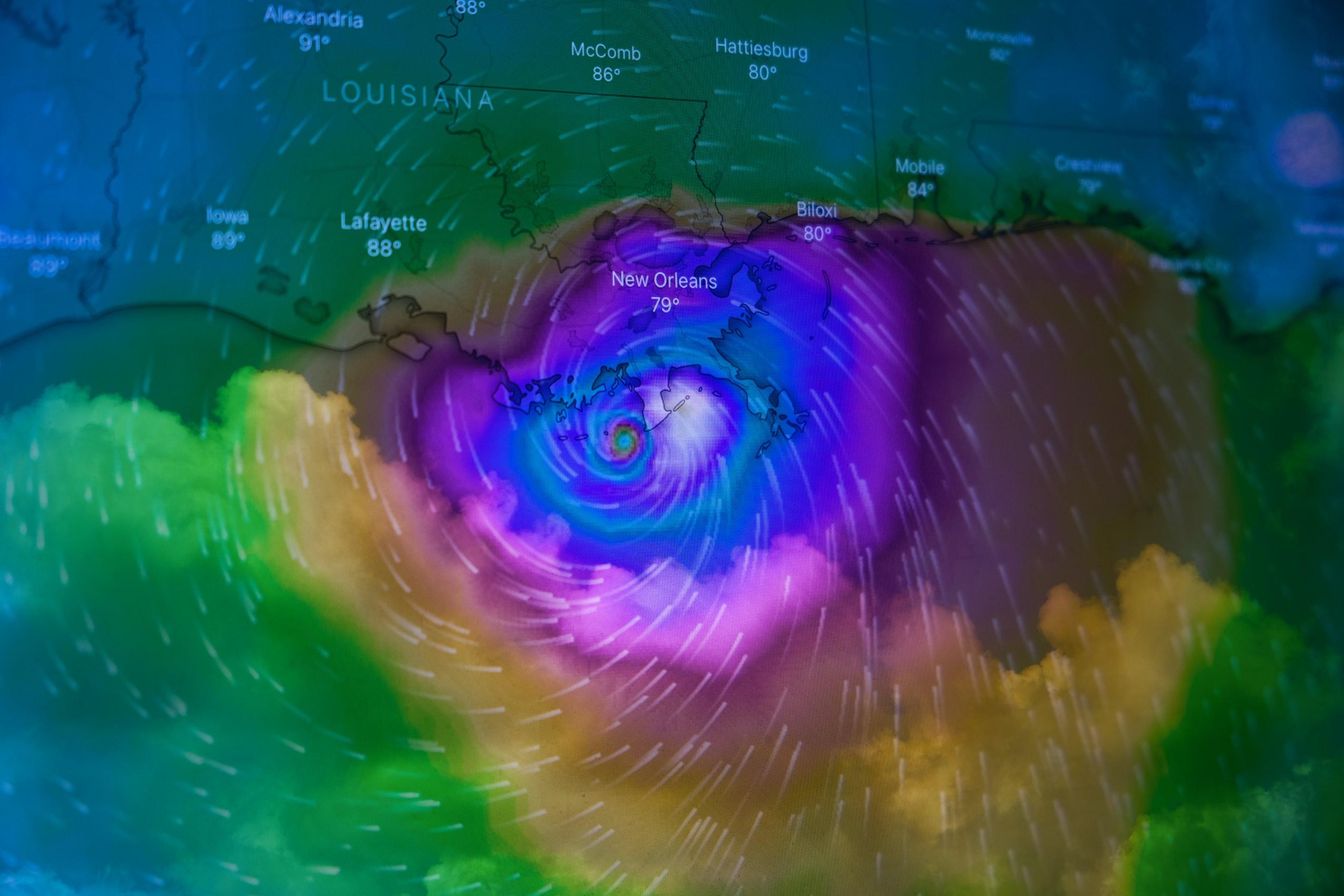 Ураганът Ида причини мащабен хаос в Америка – Снимки