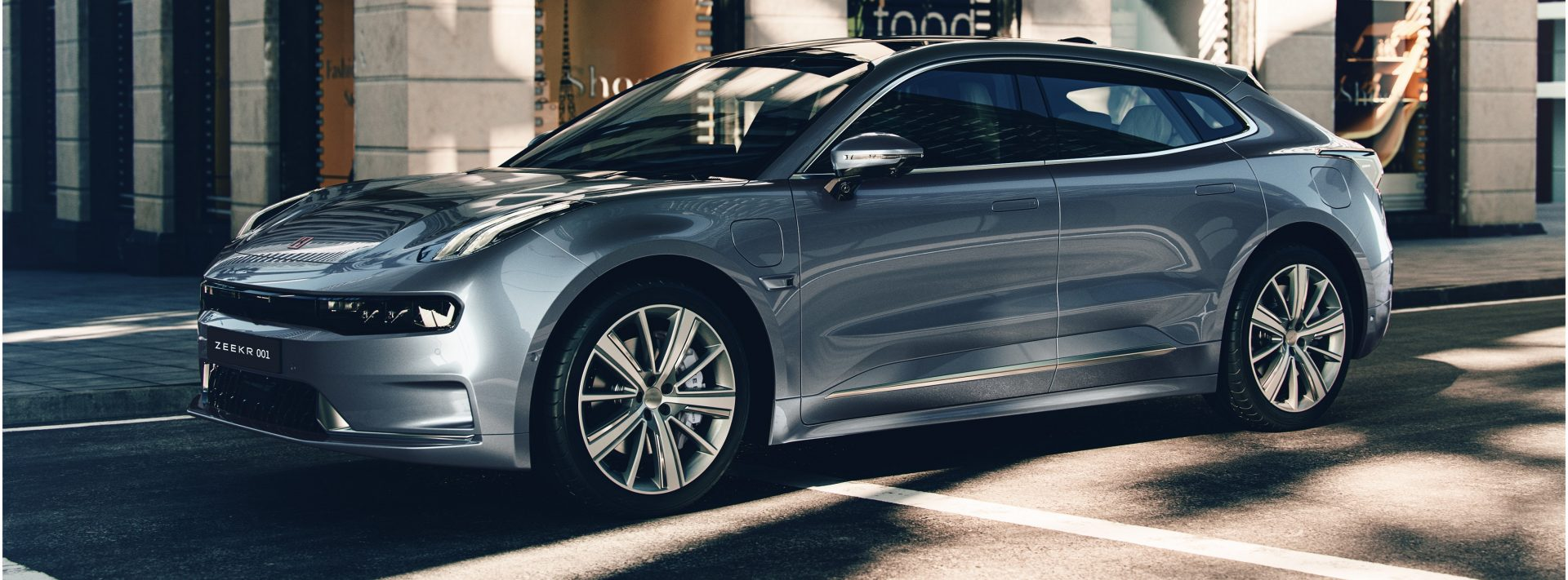 Автомобилната марка Zeekr събра 500 млн. долара финансиране