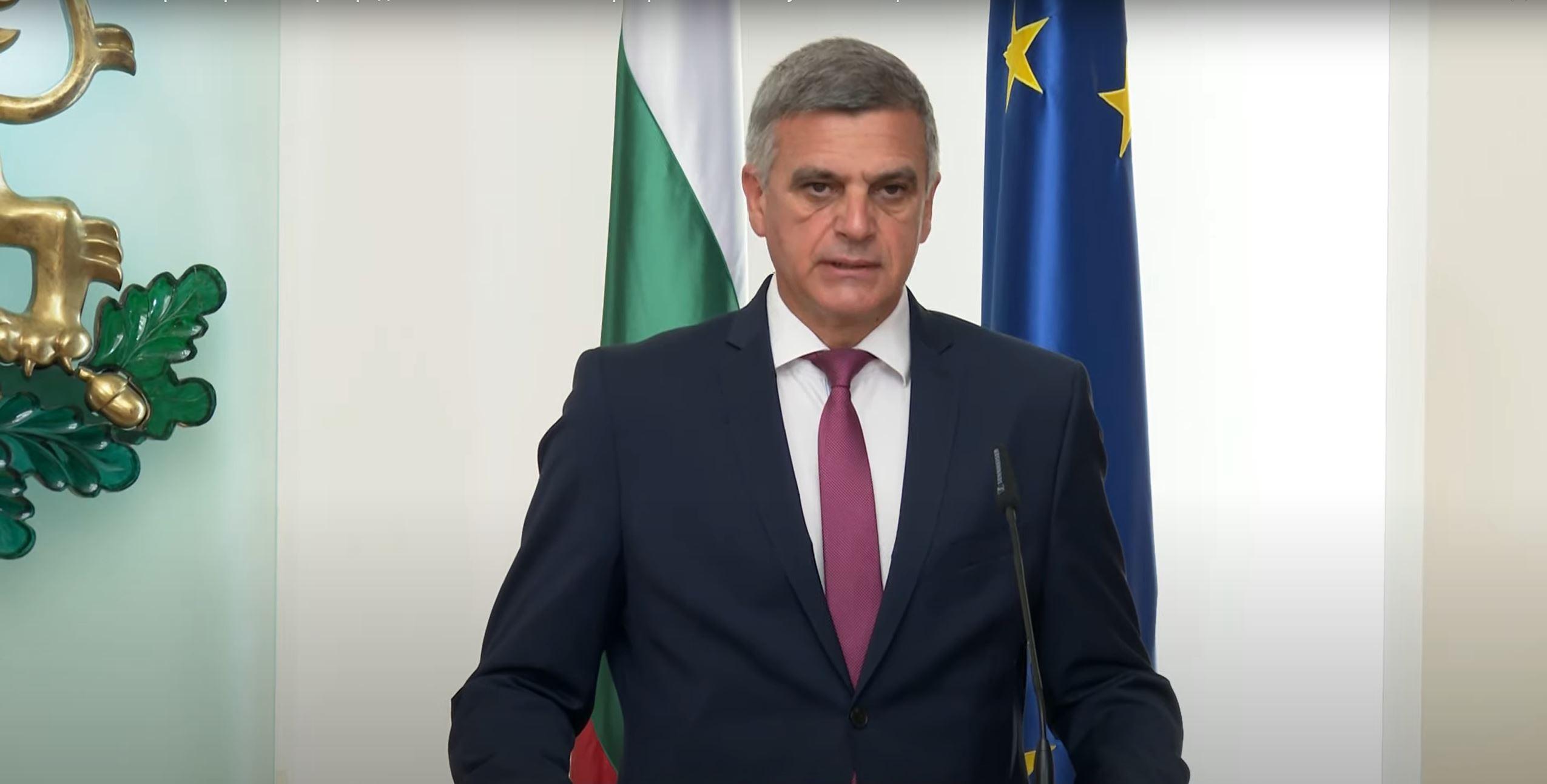Премиерът Янев говори за приоритетите на правителството – Видео