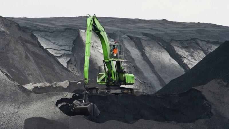 Русия въглища