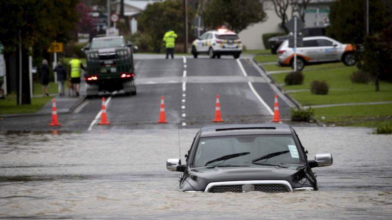 Нова Зеландия страда