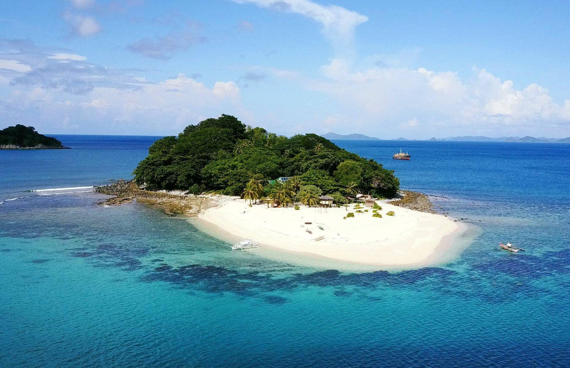 Частни острови където можем да избягаме от реалността