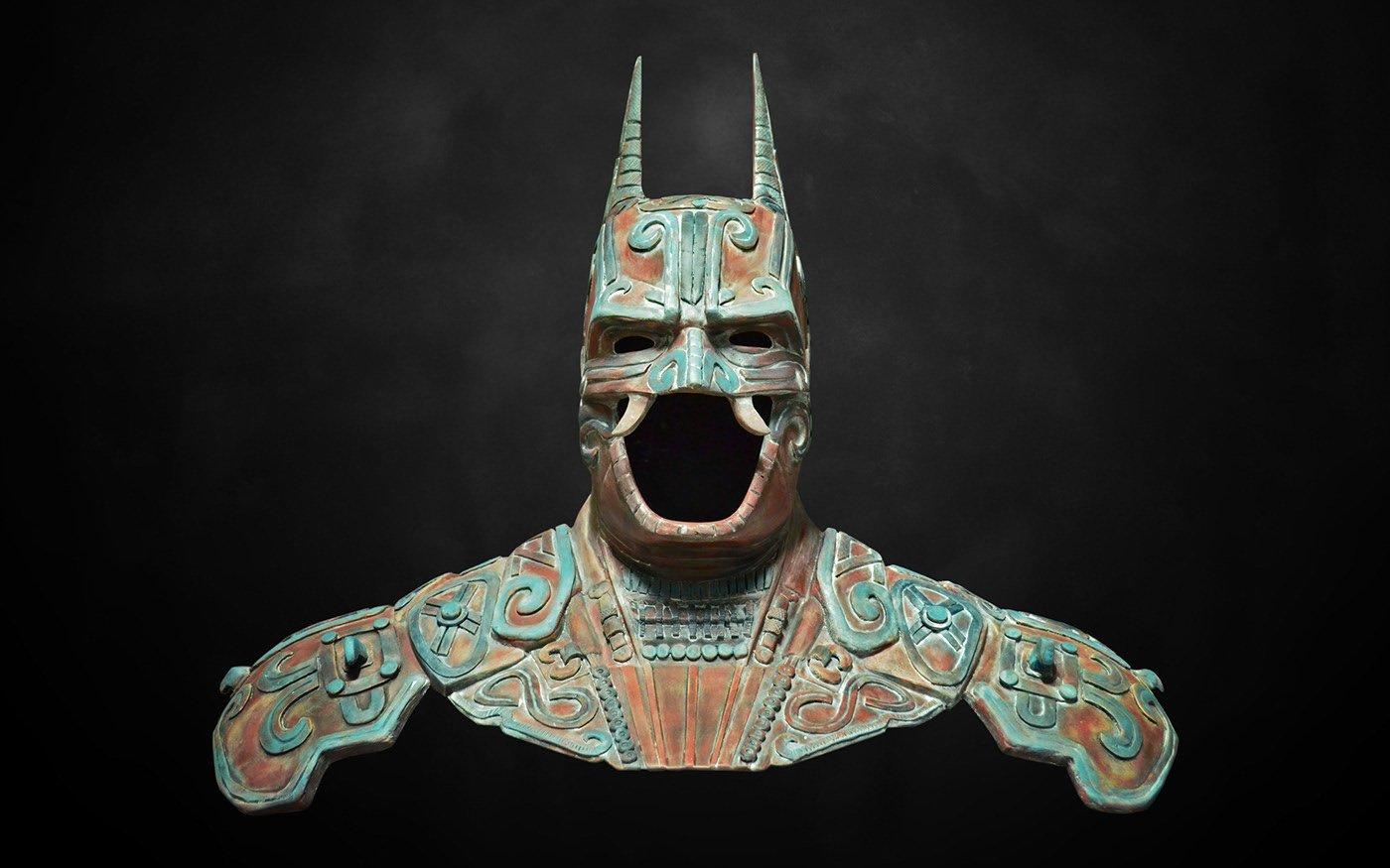 Ето го другото лице на Батман – Камазоц
