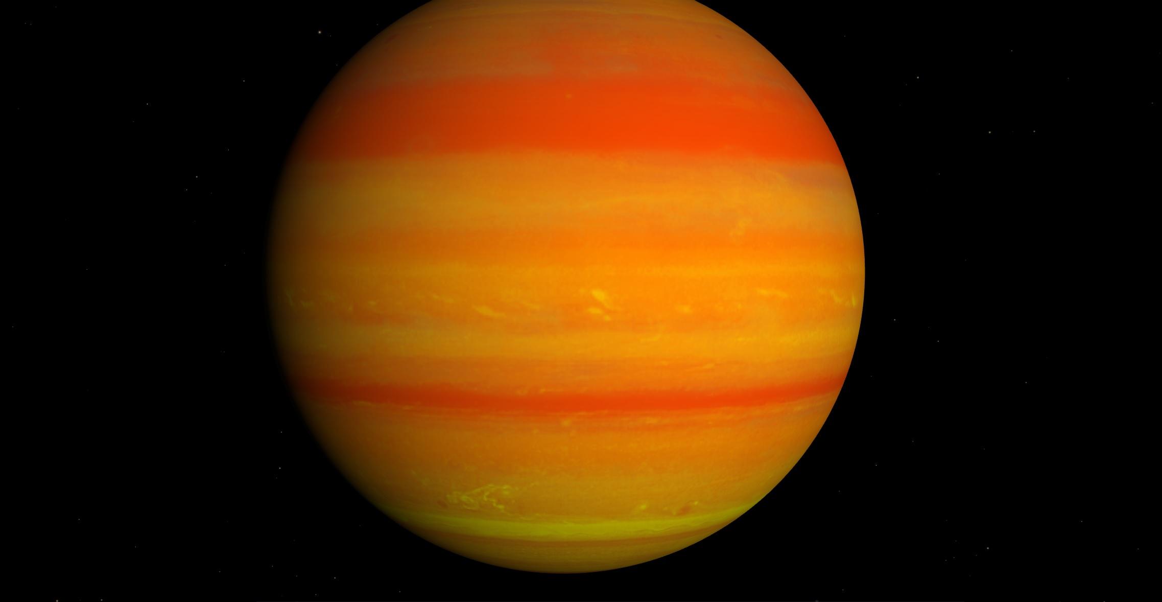 Нови открития на учените в друга слънчева система
