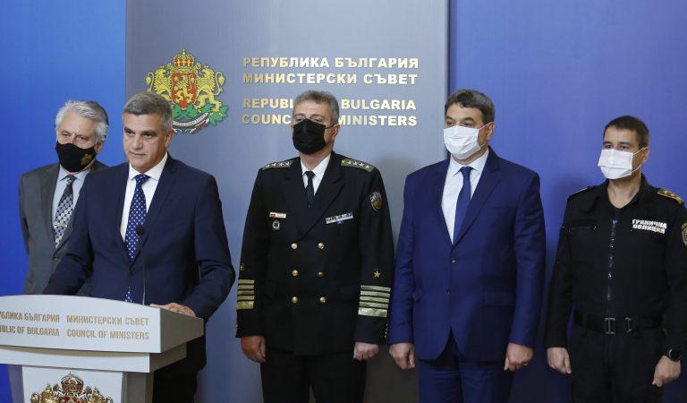 премиерът Стефан Янев