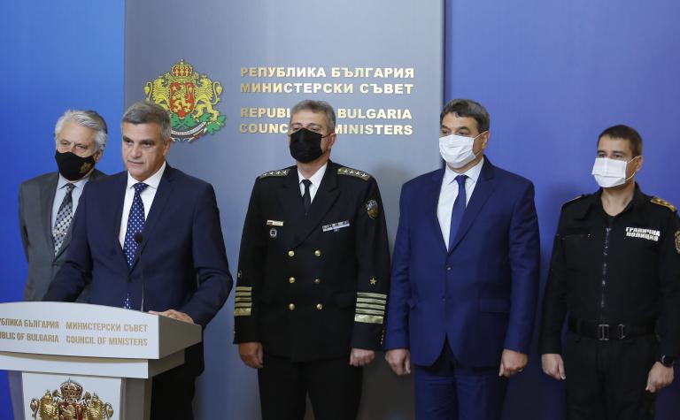 Ново изявление на премиерът Стефан Янев за мигрантския натиск