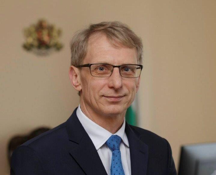 Приветствие на министъра Николай Денков – ВИДЕО