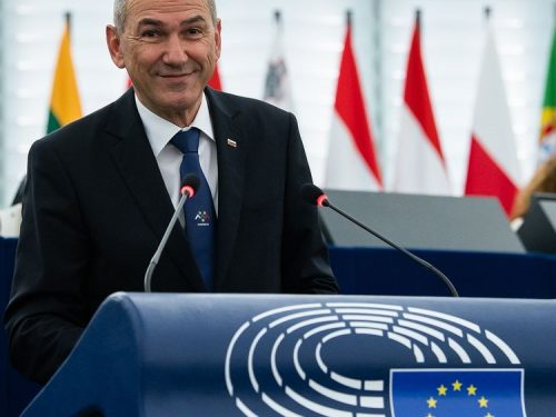 Премиерът на Словения